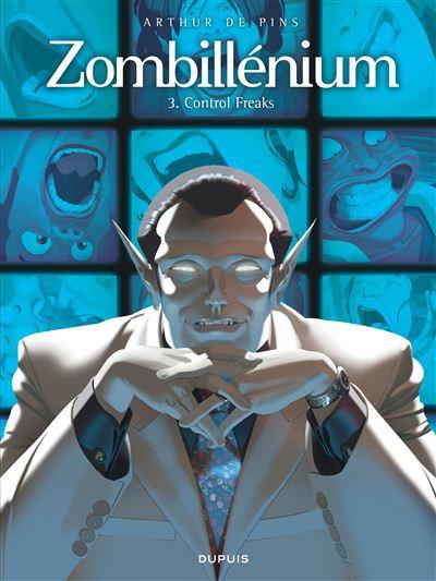louis:zombillenium 3 bd  47 pages Control-freaks
