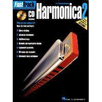 Hal Leonard Fasttrack - Harmonica Method 2