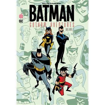 BatmanGotham Aventures
