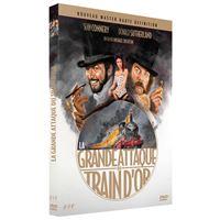 La grande attaque du train d'or DVD
