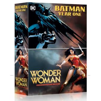 BatmanDC Origin Story Coffret DVD