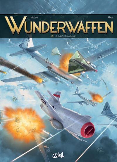 Wunderwaffen T15 - Opération Gomorrhe - 9782302078215 - 9,99 €