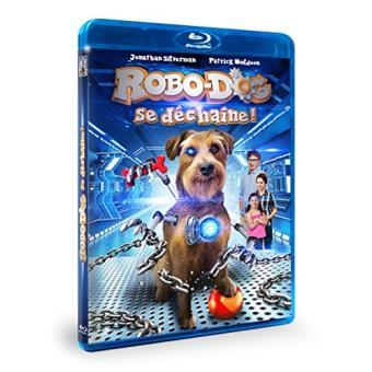 Robo-Dog se déchaîne !