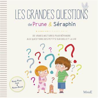 Prune et SéraphinLes grandes questions de Prune et Séraphin