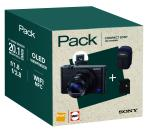 SNY Pack Fnac Compact Sony DSC-RX100M3 Noir + Etui + Carte SD ...