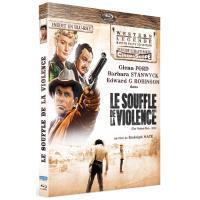 Le souffle de la violence Blu-ray