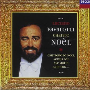 Luciano Pavarotti chante Noël