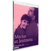 Marius et Jeannette dernier été DVD