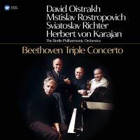 Beethoven Triple Concerto - LP 180gr Vinil 12''
