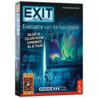 Exit evacuatie van de noordpool Escape room