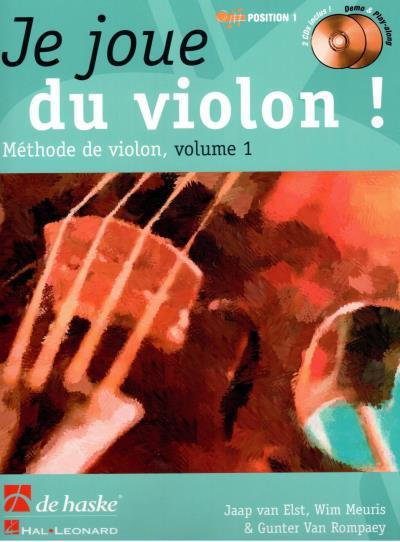 JE JOUE DU VIOLON VOL.1+CD