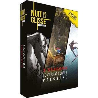 Don't Crack Under PressureCoffret La Nuit de la glisse : Don't Crack Under Presure DVD