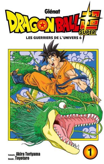 Dragon Ball Super - Tome 01 - 9782331034534 - 4,99 €