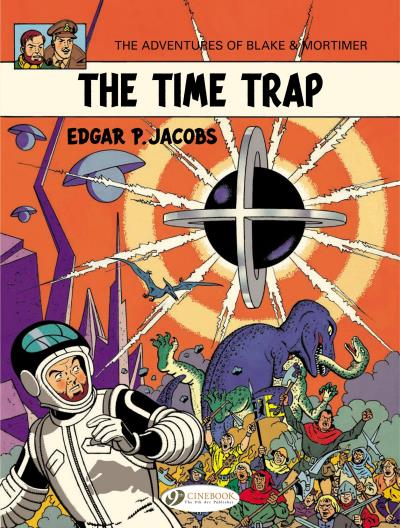 Blake & Mortimer - tome 19 The Time trap
