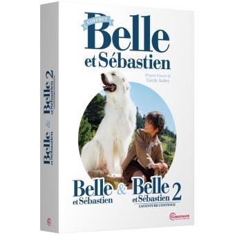 Belle et SébastienCOFFRET BELLE ET SEBASTIEN 1-2-FR
