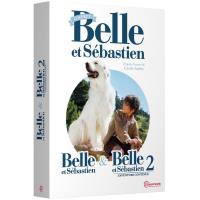 Belle et Sébastien 1 et 2 DVD