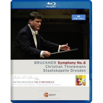 Bruckner : Symphonie numéro 6 Blu-ray