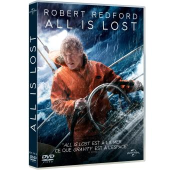 All Is Lost DVD