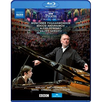 Live From The 2016 BBC Proms At The Royal Albert Hall Blu-ray