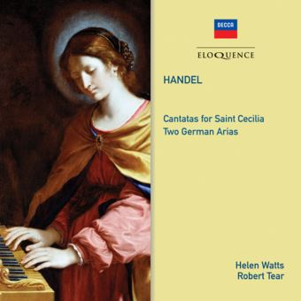 Cantatas For Saint Cecilia Two German Arias