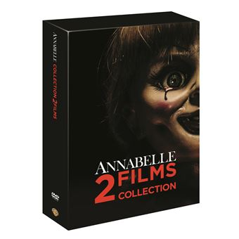 AnnabelleAnnabelle 1 et 2 DVD