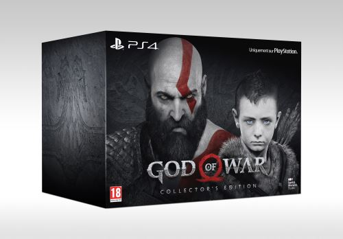 God of War Edition Collector PS4