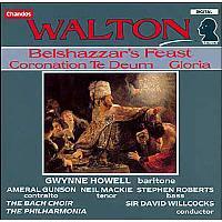 Belshazzar's feast - Coronation Te Deum - Gloria