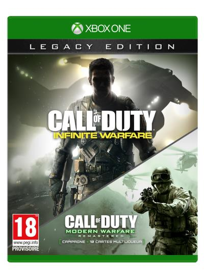 Call of Duty Infinite Warfare Edition Legacy Xbox One