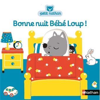Bébé Loup - Bonne nuit bebe loup