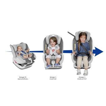 Siège auto groupe 0+ 1 2 Seat Up 012 Chicco Gris - Produits bébés   fnac 5c9700605af