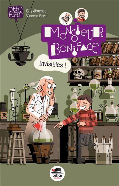 Monsieur boniface - invisibles