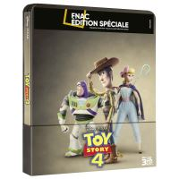 Toy Story 4 Steelbook Edition Spéciale Fnac Blu-ray 3D