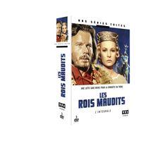 Coffret Les Rois maudits L'intégrale DVD