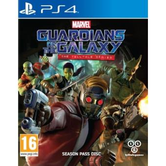 TELLTALE: GUARDIANS OF THE GALAXY MIX PS4