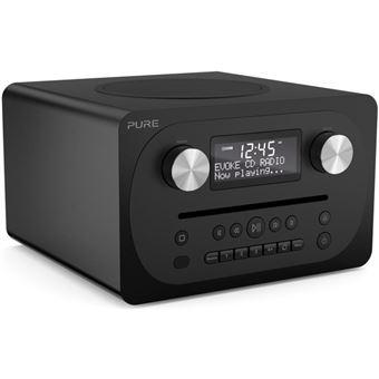 Pure Evoke CD4 Siena DAB+ Radio Black