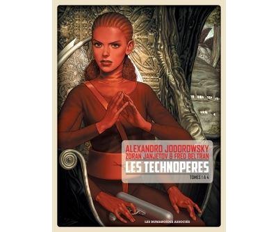 Les Technoperes - Integrale T1 A 4