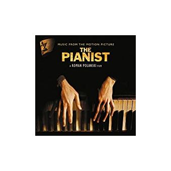 The Pianist Double Vinyle rouge 180 gr Gatefold Inclus un livret de 4 pages