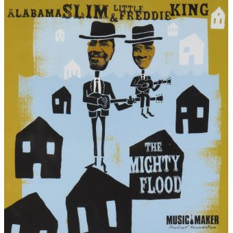 Mighty flood