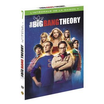 The Big Bang TheoryThe Big Bang Theory Saison 7 DVD