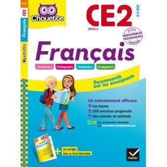 Francais Ce2 Cycle 2 Workbook