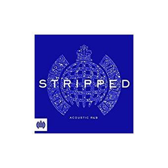 Stripped acoustic randb