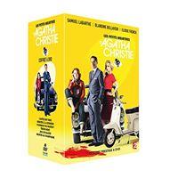 Coffret Les petits meurtres d'Agatha Christie 1 à 6 épisodes DVD