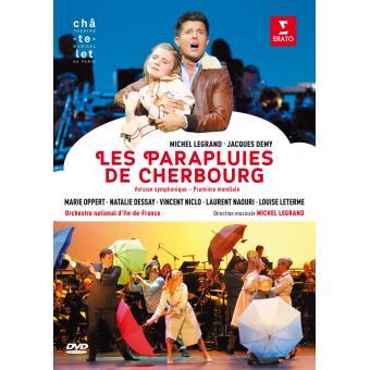 Les parapluies de Cherbourg DVD