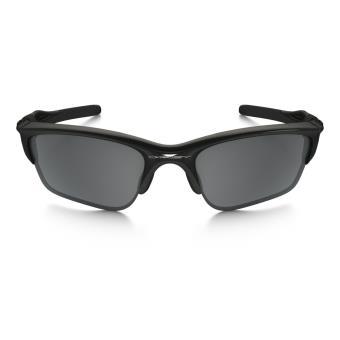 84022e34fa9851 Lunettes de soleil Sport Vélo Oakley Half Jacket 2.0 XL Noire à verres  polarisants - Lunettes - Equipements sportifs   fnac