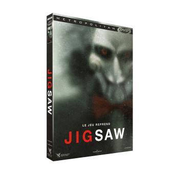 SawJigsaw (Saw 8) DVD