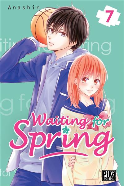 Waiting for spring T07 - 9782811648671 - 4,49 €