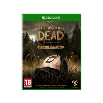 Walking dead collection: telltale series FR/NL XONE