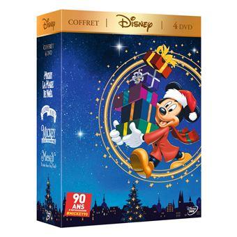 MickeyCoffret Mickey Noël DVD