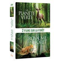 Coffret 2 films sur la forêt DVD