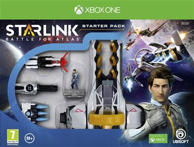 Pack de démarrage Starlink Battle for Atlas Xbox One